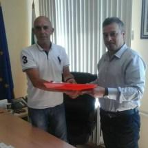 МБП ја посети Регионалната Дирекција за пожарна безбедност и заштита на населението во Благоевград