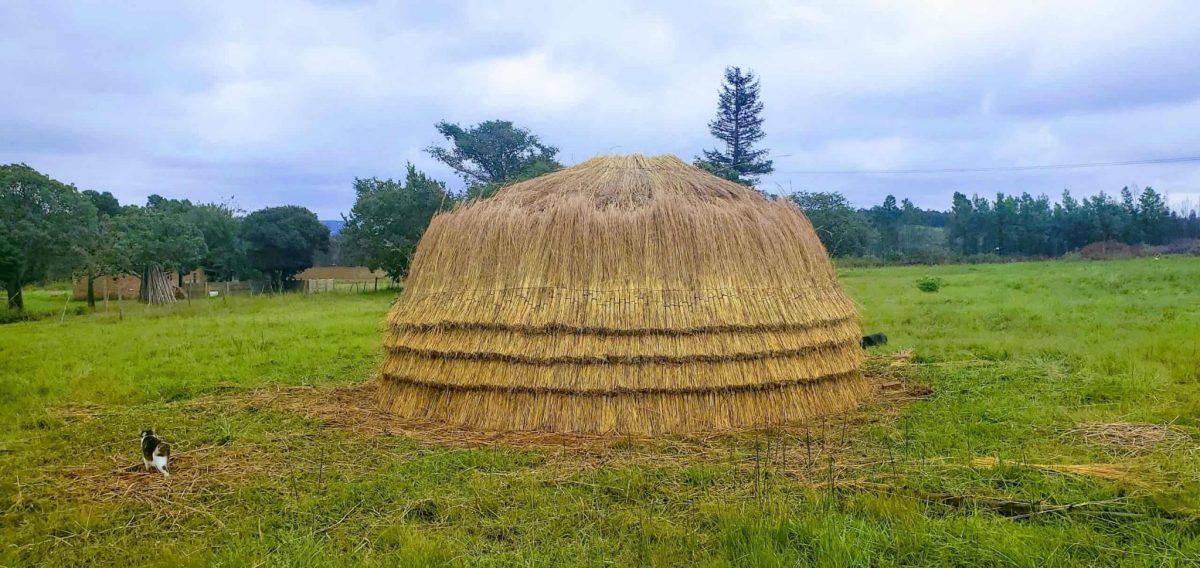 Zulu hut classroom photo