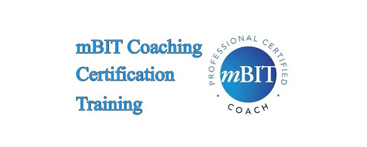 Become an mBIT Coach with certified mBIT Trainer Reb Veale