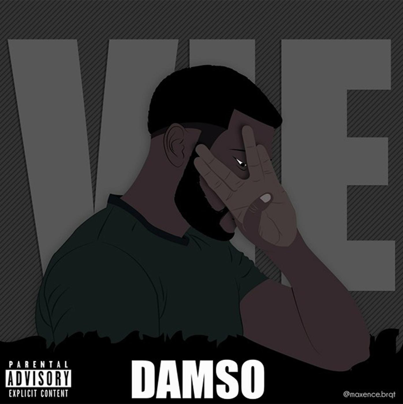 Graphisme - Damso