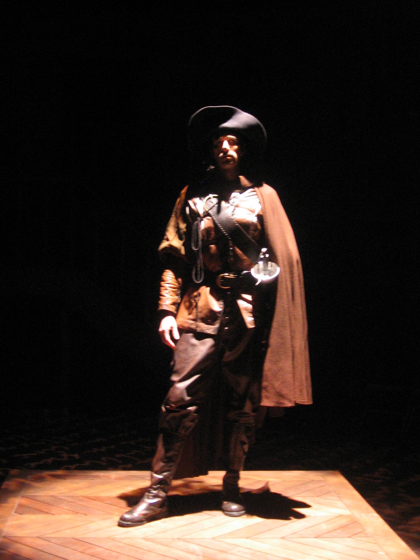 Cyrano De Bergerac Melody Brocious