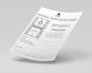 Fax Invitation - Événement Fin 2014 - SERVIMO