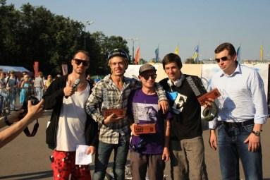 World Freestyle Championship 2012 Winners