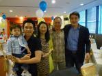 Alex Wong, Evelyn, Min Chee, Jonson