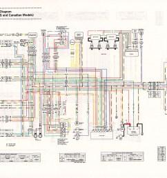 wiring diagram for a kawasaki gpz900r can source the kz gpz shop manual 1980 1984 [ 1621 x 1229 Pixel ]