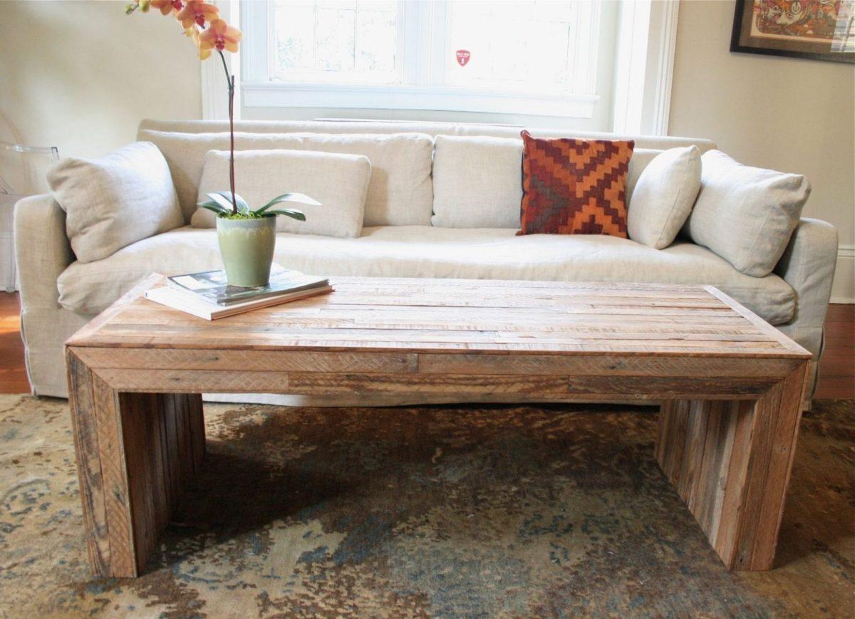 træ sofabord