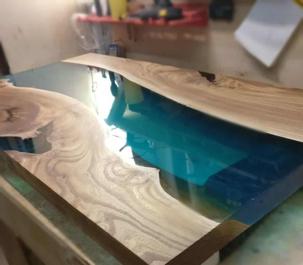 epoxy paint for wood