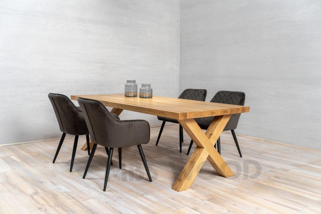 wholesale oak table xxl