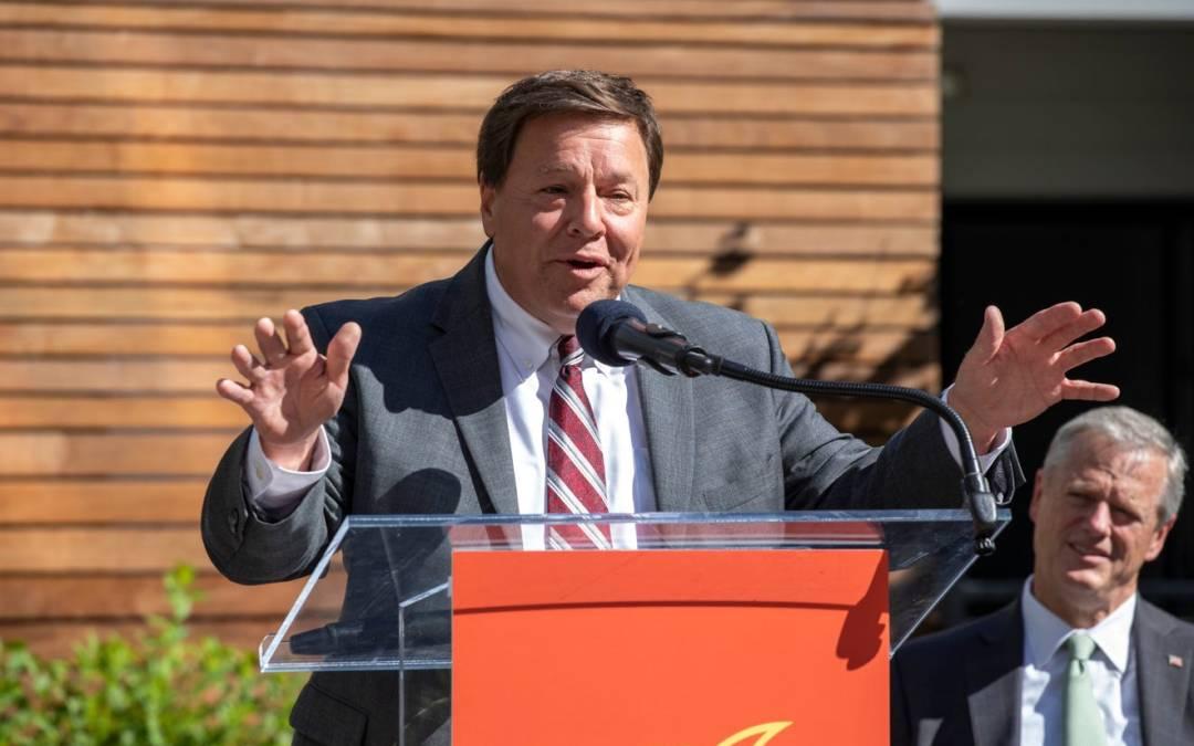 Quincy Mayor Thomas Koch tapped for new MBTA board