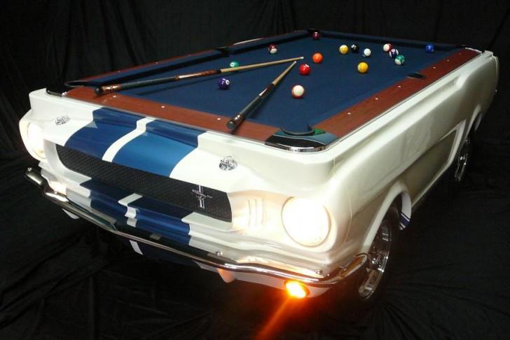 Unusual Pool and Billiard Tables  Michael Bradley  Time