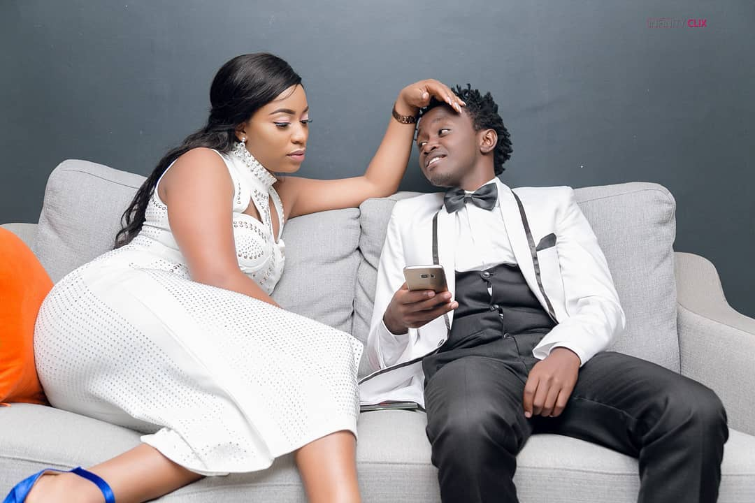 Diana Marua: I caught my boyfriend cheating the day I met Bahati