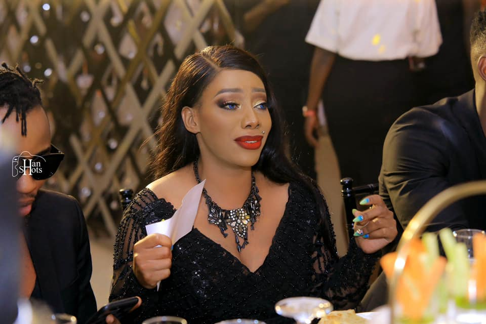 PHOTOS: Bad Black throws herself a lavish birthday party