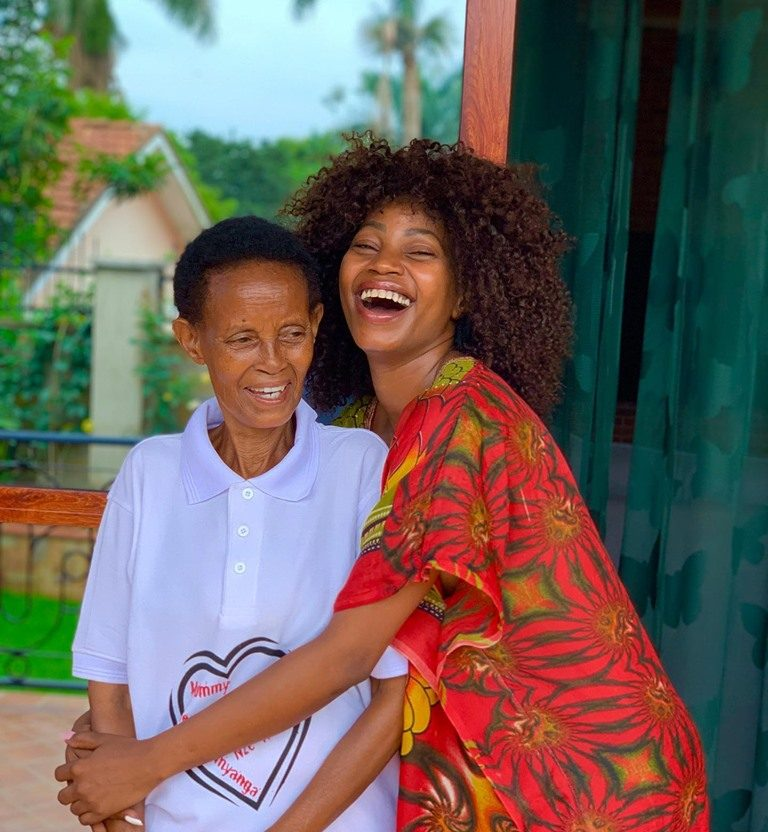 My mother carried me for seven months - Sheebah reveals