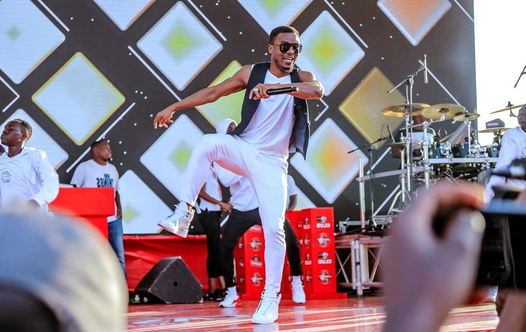 John Blaq and Sheebah to headline Tanzania's Ali Kiba concert in Kampala