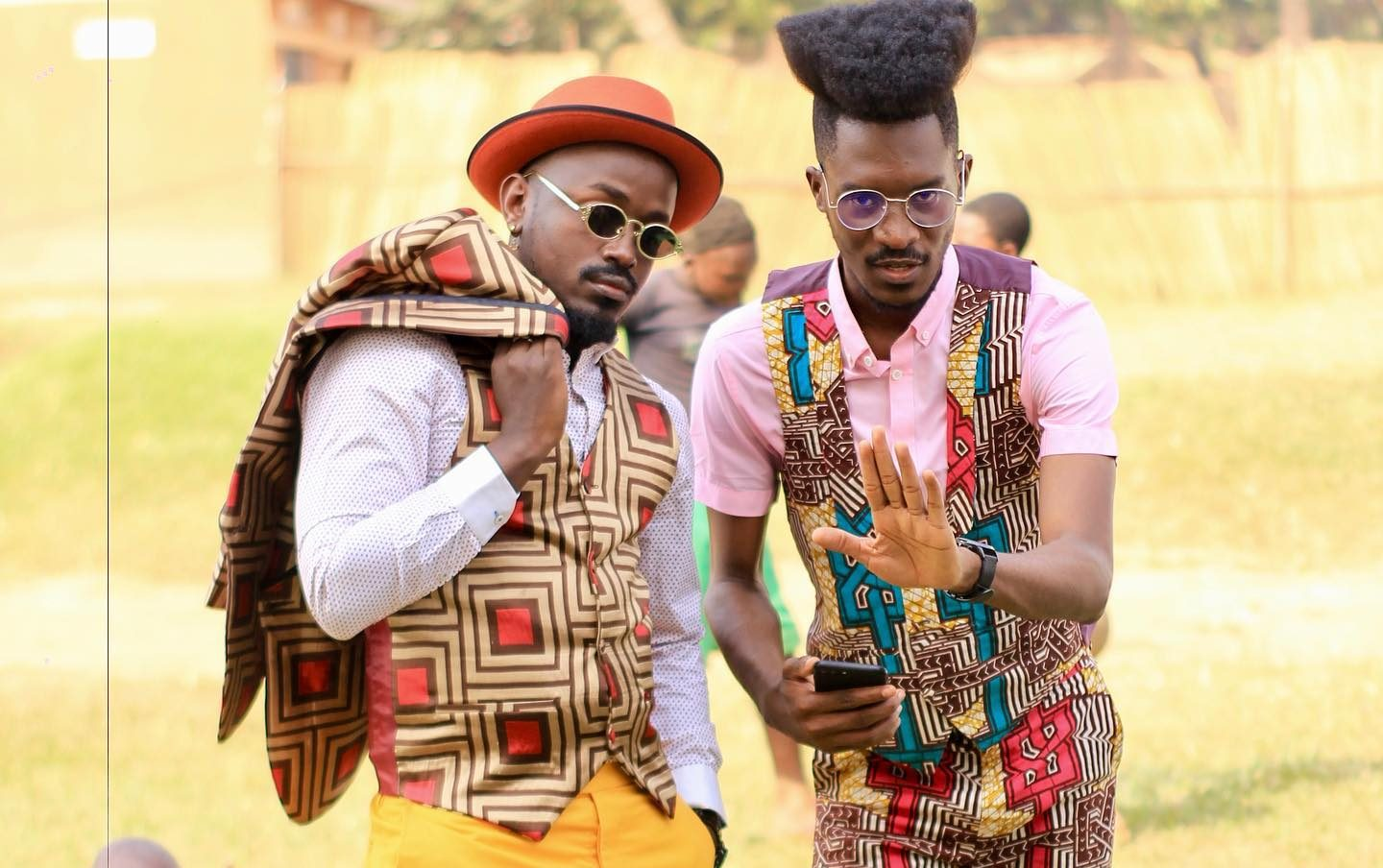 It will end in tears - A Pass cautions Ykee Benda's crush on Nduhukire