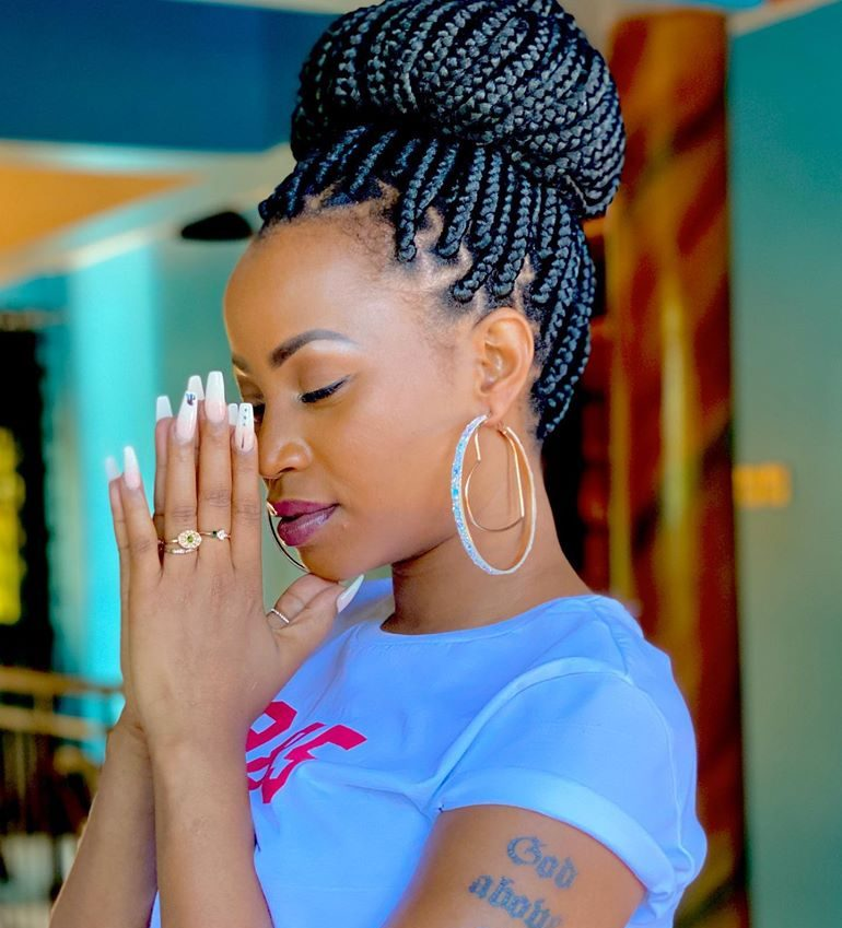 Sheebah reveals what she misses most during quarantine