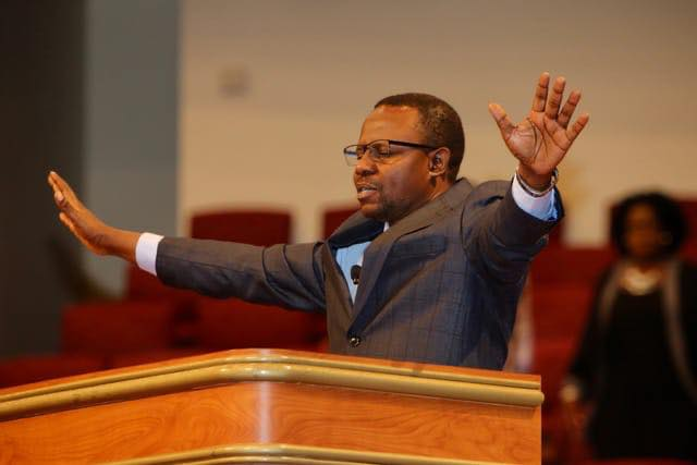 Bishop Arnold Muwonge