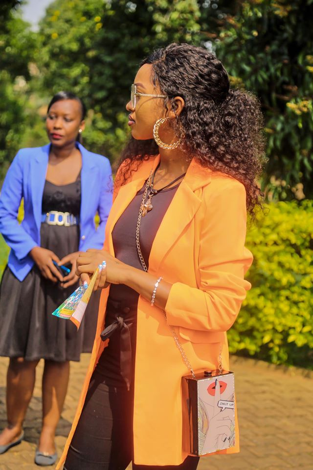Spice Diana Fellowships With vulnerable kids At Kampala Children's Center. 2
