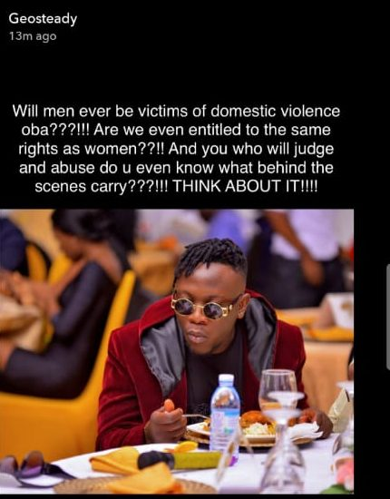 Geosteady: Will Men Ever Be Victims Of Domestic Violence? 6
