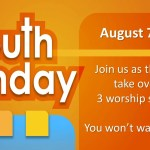 YOUTH SUNDAY, AUGUST 7TH 2016