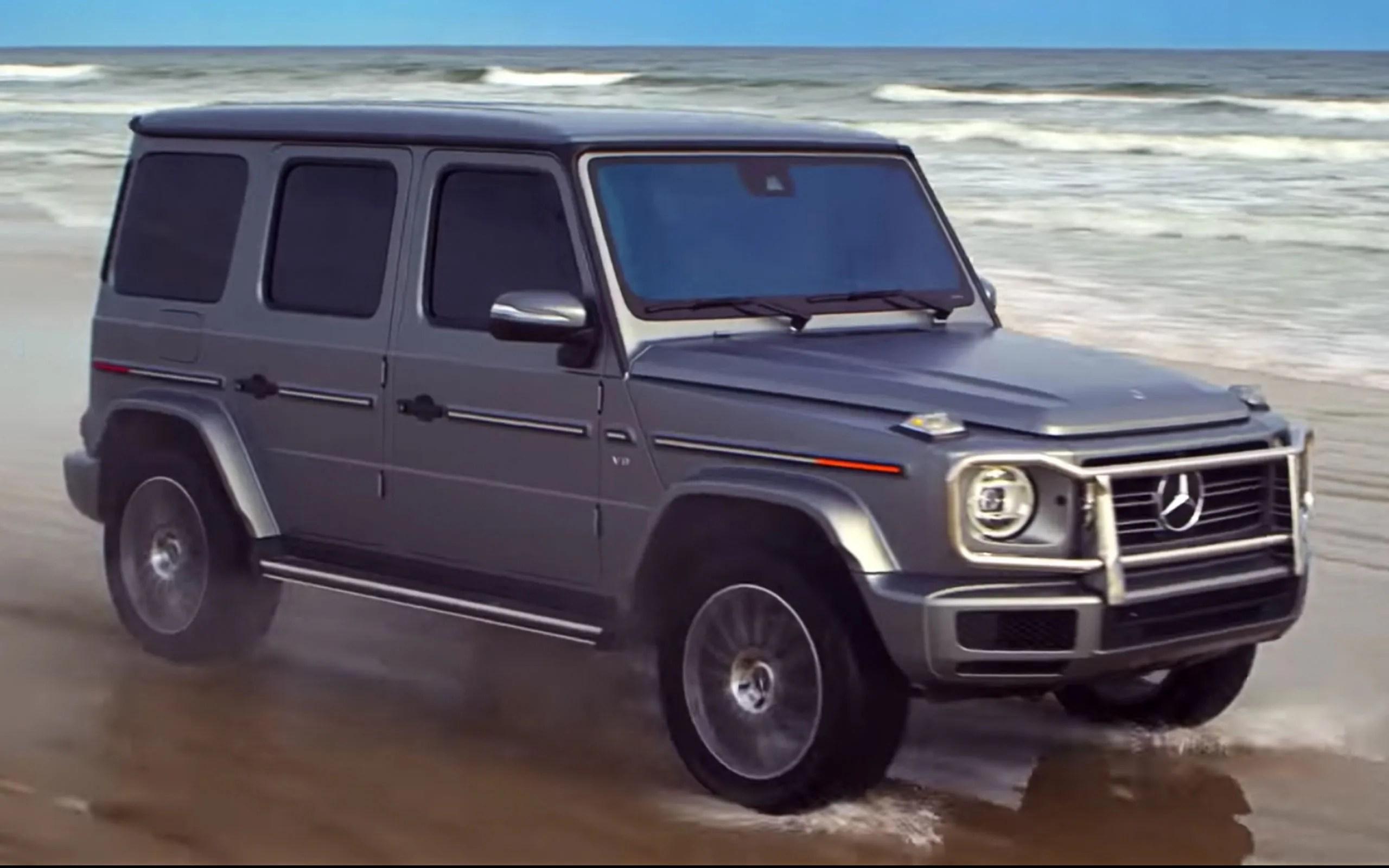 "2020 Mercedes – Benz GLG Is A ""Baby G-Class"" SUV >> Mercedes Baby G Wagen"