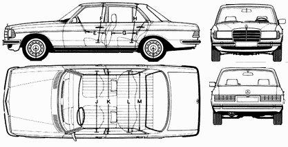 Sejarah mercedes benz w123