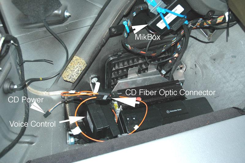 2006 Bmw X5 Wiring Schematics Dension Ice Gt Link Plus Mercedes Ipod Integration Install