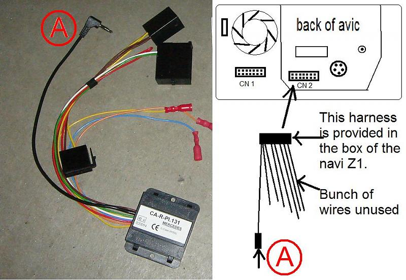 Pioneer Double Din Wiring Harness Diagram On Doorbell Wiring Colors