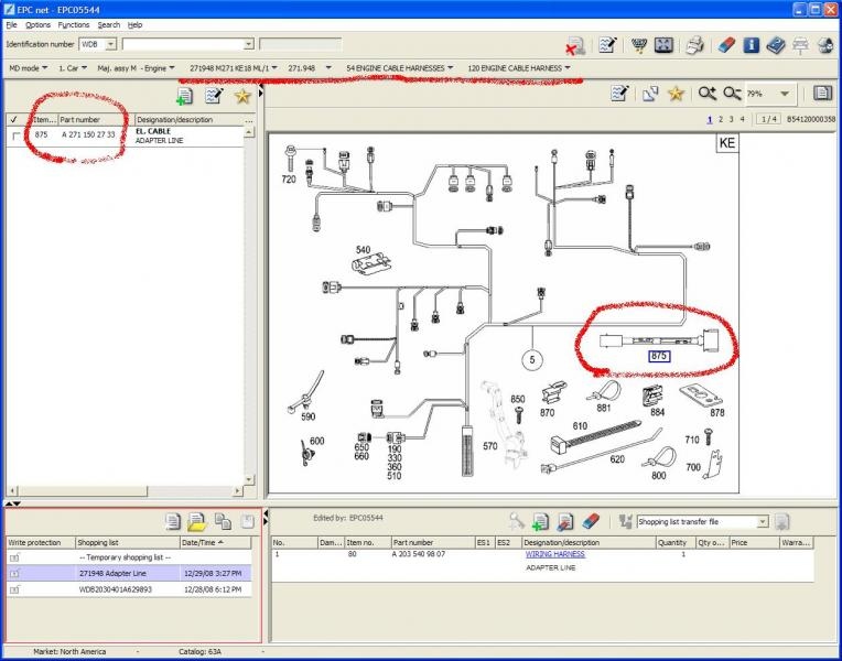 2008 E350 Wiring Diagram M271 Leaking Cam Sensors Page 6 Mbworld Org Forums