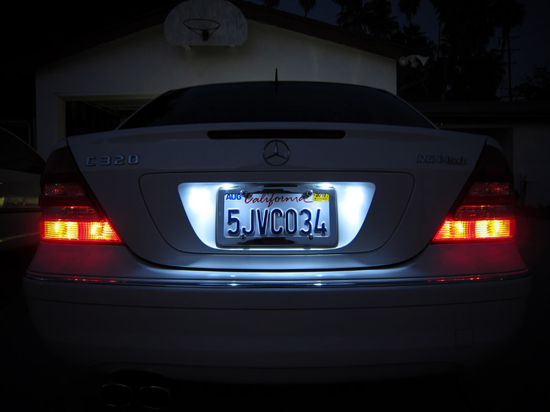 HyperWhite  LED License Plate Lights thread  Page 45