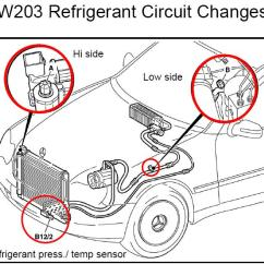 W124 E320 Wiring Diagram Rv Diagrams Please Answer- Ac Pressure - Mbworld.org Forums