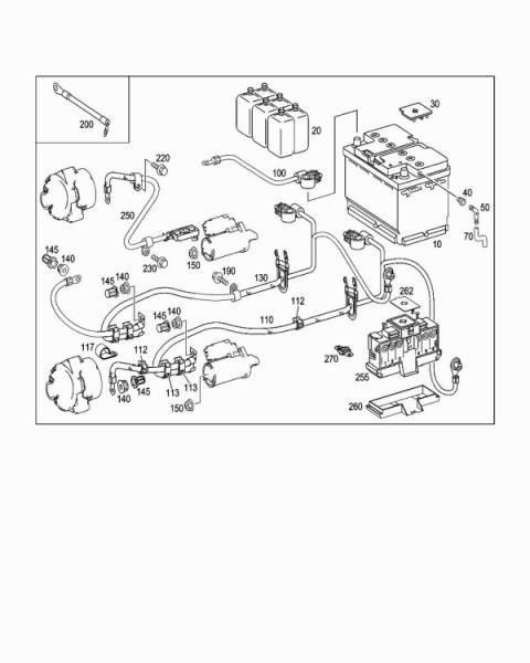w203 wiring diagram