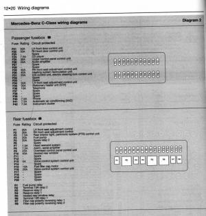 A Bizzare ELECTRICAL Problem  02' W203 C240  Page 2