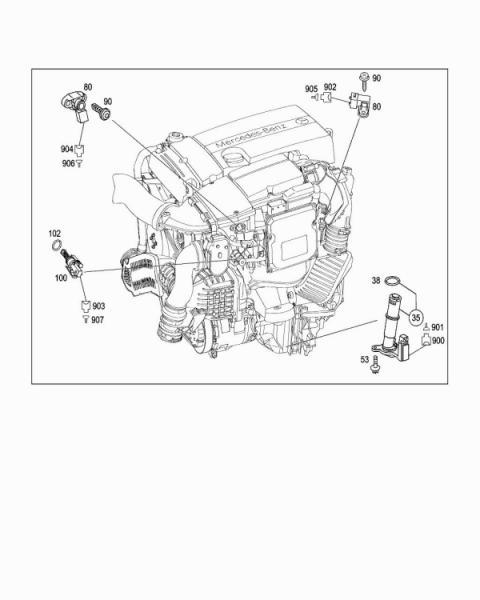 Mercedes Benz Wiring Schematics Om 904 La