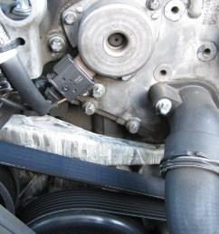 coolant leak i think i found the source img 1410 jpg  [ 1920 x 1080 Pixel ]