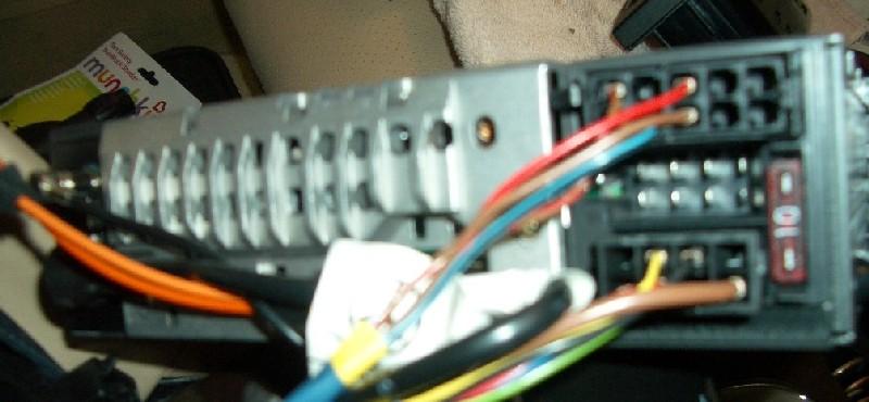 Aftermarket Nav System In C240