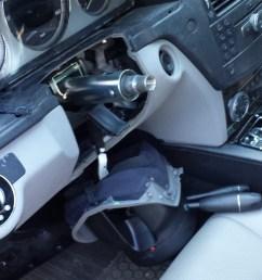 w204 steering wheel lock remove to repair diy 20150605 152808 jpg  [ 3264 x 1836 Pixel ]