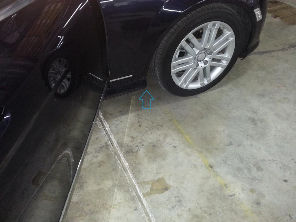hight resolution of water leak how to test and unclog sunroof drains w pics 20130503 143702 zps4bfbf5bf