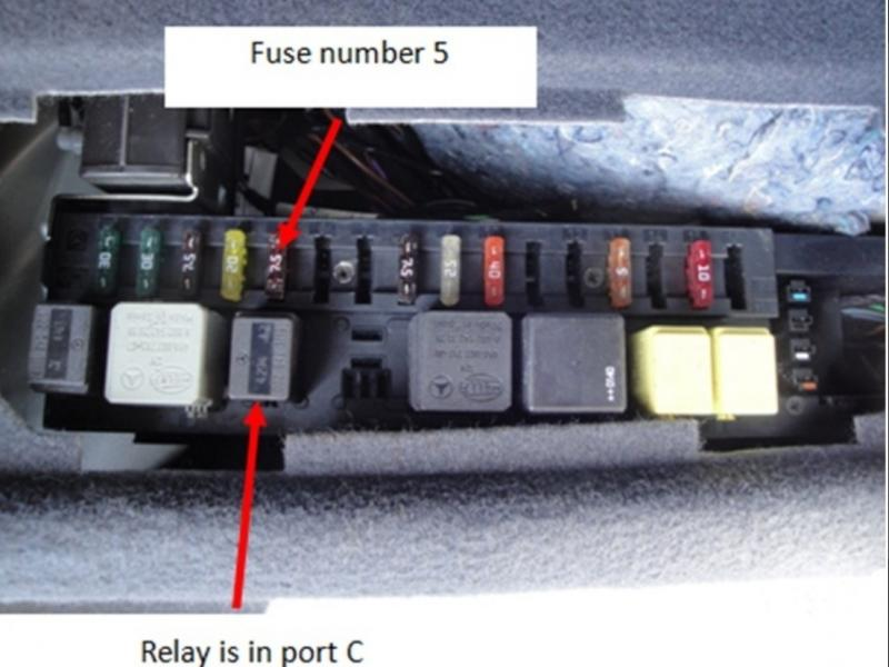 2013 Mercedes Ml350 Fuse Diagram No Power Output From An 02 C32 Supercharger Mbworld Org