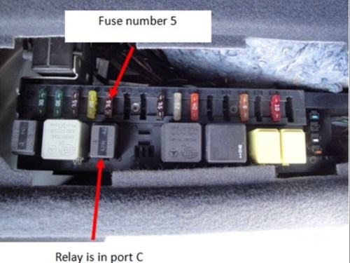 small resolution of 2004 mercedes benz s500 fuse box diagram images gallery
