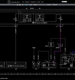 05 mercedes w203 fuse diagram [ 1333 x 928 Pixel ]