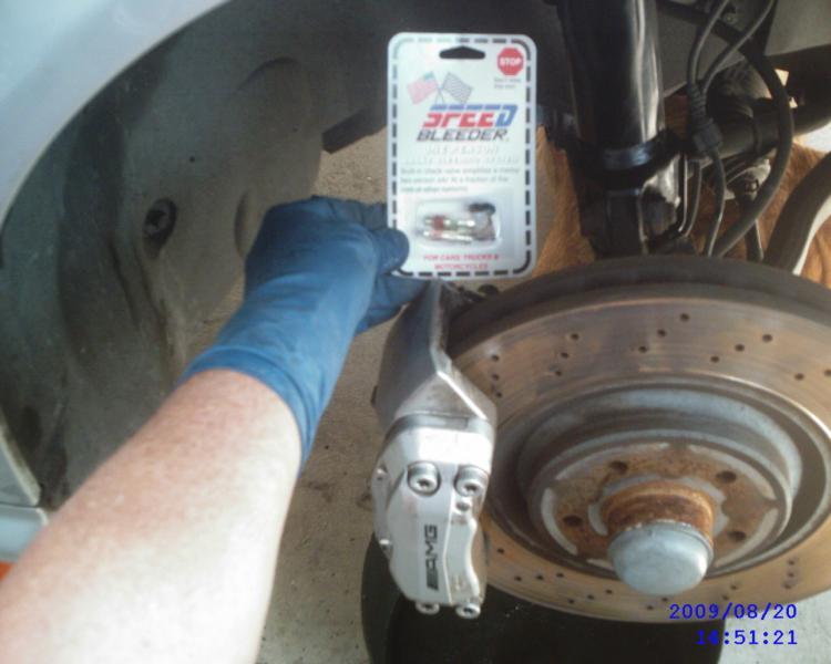 Brake Fluid Change Forums