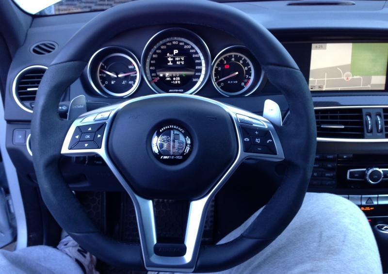 Affalterbach Steering Wheel Badge Forums