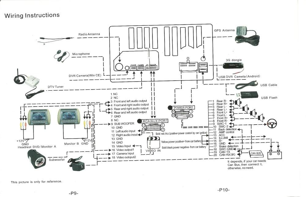 medium resolution of head unit question erisin 4509us wiring diagram jpg