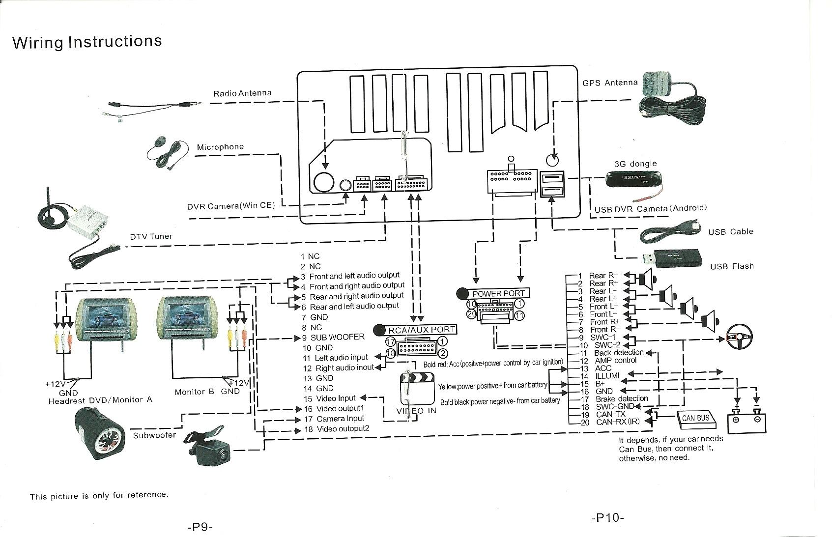 hight resolution of head unit question erisin 4509us wiring diagram jpg