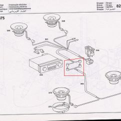 Mercedes W124 Radio Wiring Diagram Dometic Capacitive Touch Thermostat Need Help With Swap For - Page 2 Mbworld.org Forums