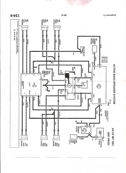 1993 Bmw 740il Wiring Diagram Wiring Diagram