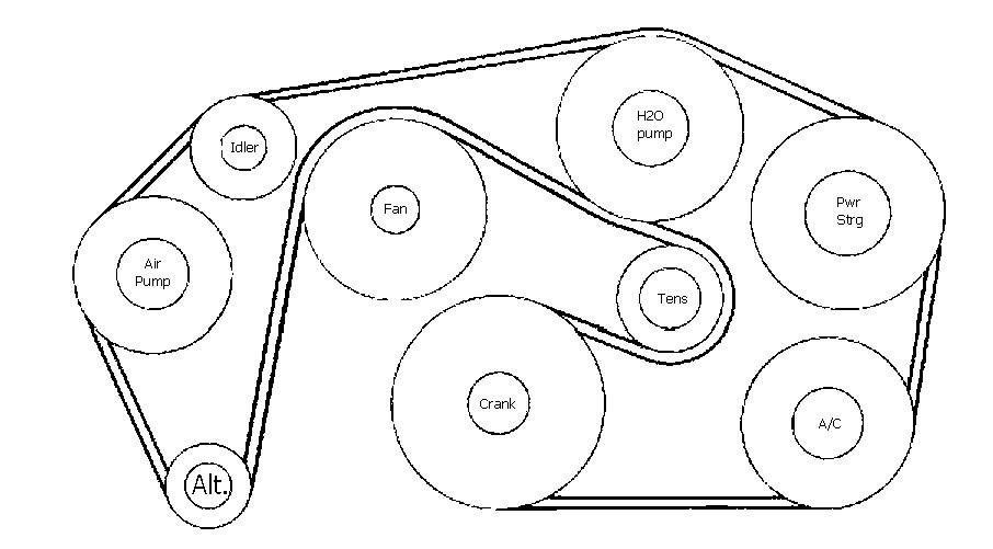 1992 Mercedes 300e Engine Diagram 1992 Mercedes 400Se