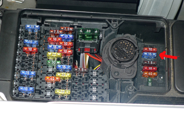 1997 Ford E350 Fuse Panel Diagram Wipers Indicators Etc Not Working Fuses Relay Question