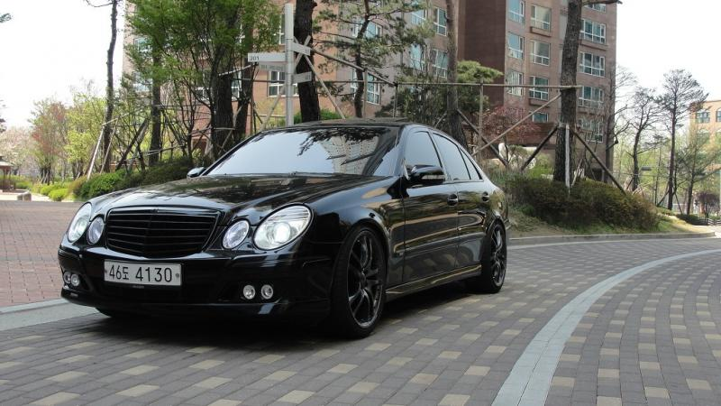 My BRABUS E350  Page 2  MBWorldorg Forums